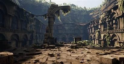 Ancient Civilizations Contest Station Artstation Tweet