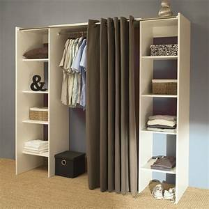 armoire dressing pas cher With dressing chambre pas cher