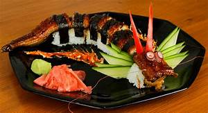 Dragon Sushi Roll Recipe – Japanese Food (delicious ...