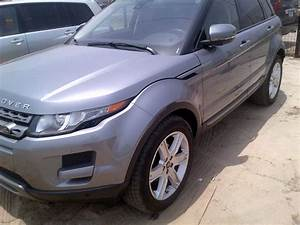 Range Rover Evoque - Autos