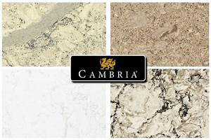 Cambria Quartz Color Chart Cambria Quartz With Veins Traditional To Transitional