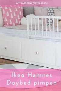 Ikea Mädchen Bett : ikea hemnes daybed pimpen ikea hack gruppenboard familienblogs sterreich pinterest ~ Cokemachineaccidents.com Haus und Dekorationen