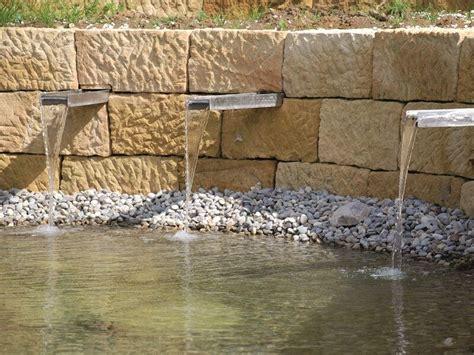 Buntsandstein Natursteinmauer Bruchsteine Trockenmauer