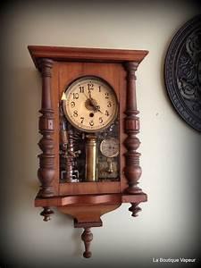 La, Boutique, Vapeur, Clocks