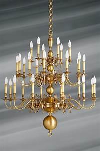 Lustre En Cuivre : lustre laiton ~ Teatrodelosmanantiales.com Idées de Décoration