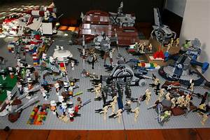 star wars droid and clone army lego | Jackson | Flickr