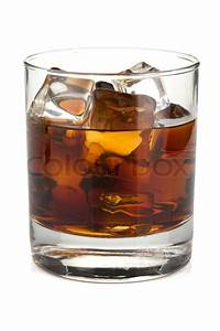 Whiskey Cola Cocktail