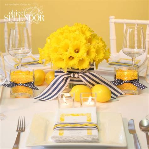 do it yourself decorations for wedding receptions do it yourself wedding reception centerpieces centerpieces simon island and yellow weddings