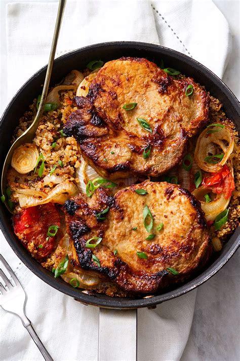 easy healthy dinner ideas   effort  healthy
