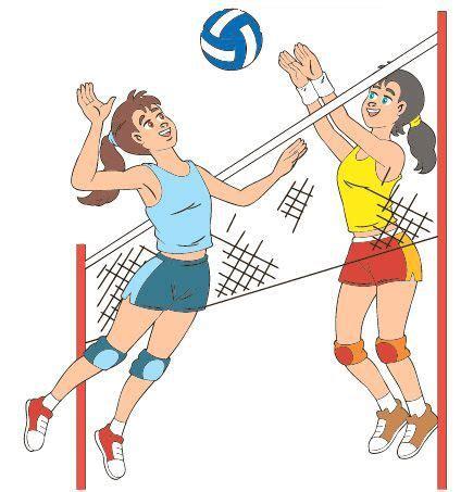el voleibol en la educacion fisica escolar abc color