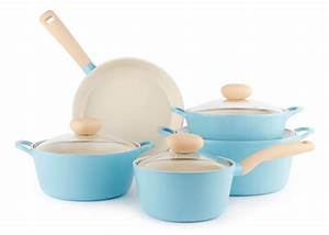 Neoflam Retro Ceramic Cookware Review Giveaway Steamy