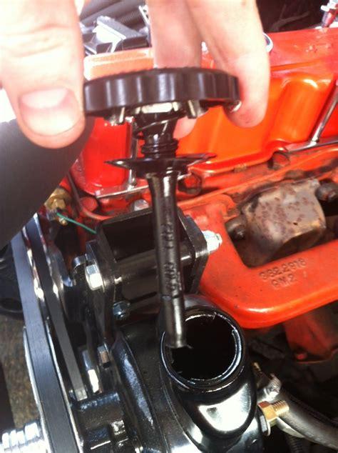 losing power steering fluid bluedevil products