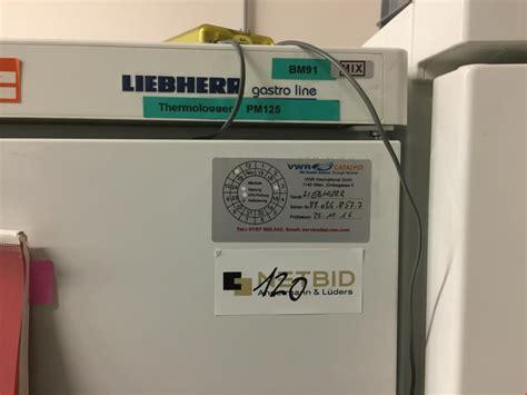 Welchen Kühlschrank Kaufen by Gastro Line Liebherr K 252 Hlschrank Gebraucht Kaufen Trading