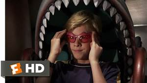 Sharkboy and Lavagirl 3-D (4/12) Movie CLIP - Glasses On ...