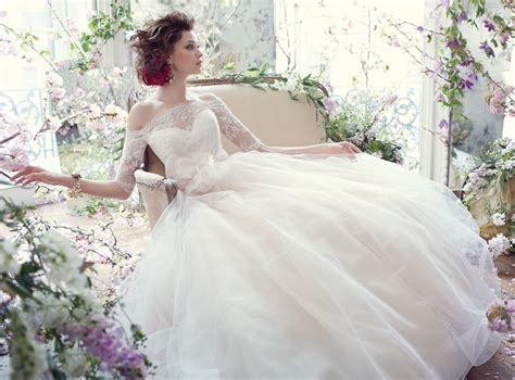 Wedding Dresses With Sleeves : Style Tk2358 By Tara Keely