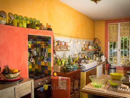la cuisine proven軋le location villa à aix en provence bouches du rhône ref m1333