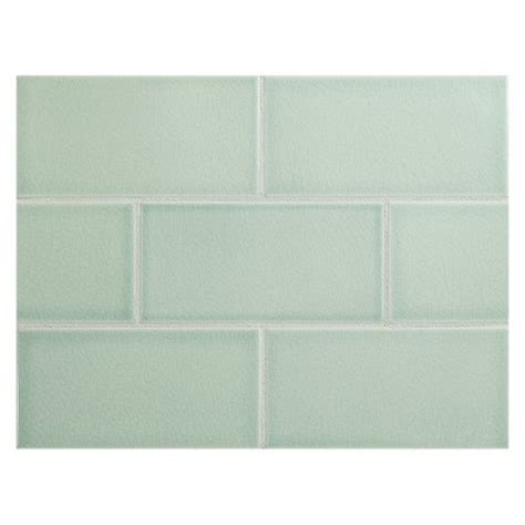 blue ceramic subway tile vermeere ceramic tile mediterranean blue crackle 3 quot x 4803
