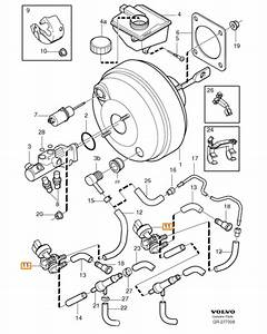 Volvo Xc90 2 5t Vacuum Pump Diagram