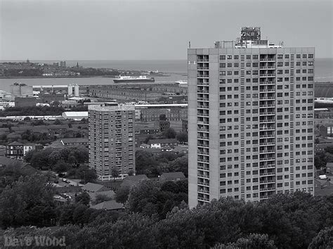 corinth tower netherfield road liverpool demolished    dave wood liverpool images