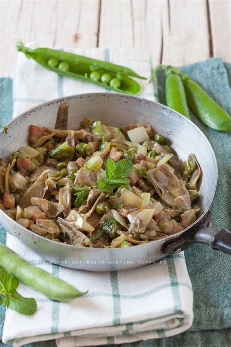 Ricette Cucina Romana by Vignarola O Vognarola Romana Un Piatto Tipico Della