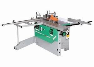 Machine à Bois Combiné : lurem ts 25 rlx sn equip bois distribution machines bois ~ Dailycaller-alerts.com Idées de Décoration