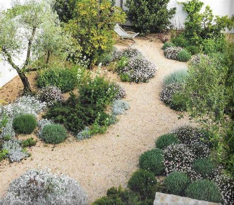 modern landscaping mediterranean garden ideas