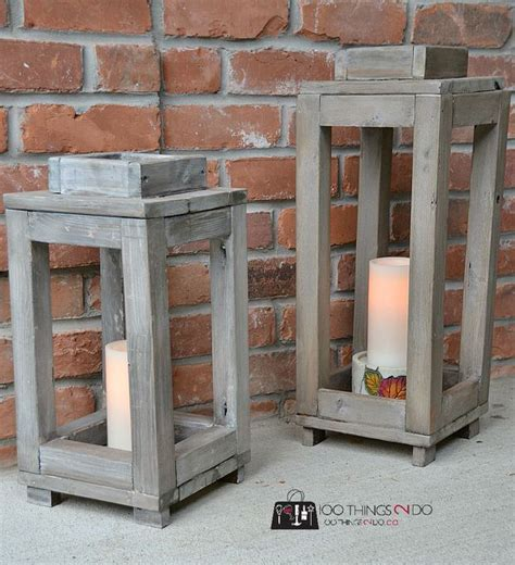 diy wood projects for home decor 11 rustic diy home decor projects the budget decorator Easy