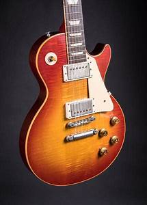 Gibson Les Paul  U0026quot The First Burst U0026quot  1958 Sold  U2013 Carter