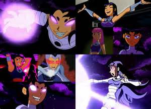 Black Fire From Teen Titans