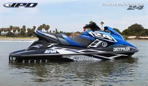 Yamaha Sea-Doo Jet Ski Graphics