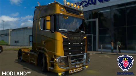 front lights accessories  scania  generation mod  ets
