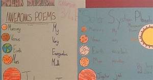 3-4B The Place To Be: Check out our mnemonics poems!
