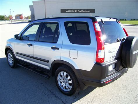 Overall, i enjoy my honda crv and would recommend it to a friend or family member. 2006 Honda Cr - V Ex 4wd, , Loaded Ex, Awd Crv, Make Offer