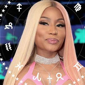 Sagittarius Nicki Minaj Astrology And Birth Chart