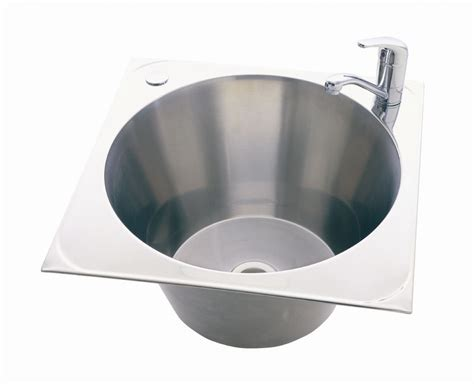 Round Basin Sink by Everhard Como 36lt Inset Laundry Tub With Round Bowl