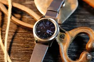 Samsung Leaked The Upcoming Galaxy Watch On Its Own Website
