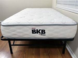 Bkb big kid bed mattress review sleepopolis for Brooklyn bedding vs tempurpedic