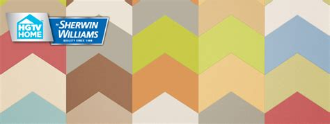 HGTV HOME™ by Sherwin-Williams Color Palettes