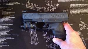 Removing The Slide Of Walther Ppq  Easy Way