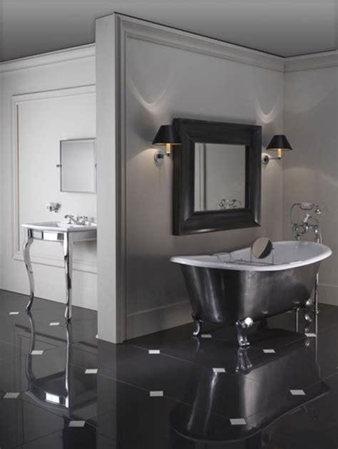 black  white victorian bathroom tiles ideas  pictures