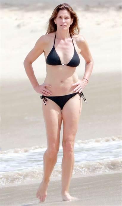 Cindy Crawford Bikini Bikinis Older Lori Loughlin
