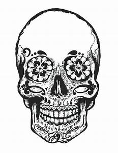 Gallery For > Tumblr Transparent Skull | t-shirt makin ...