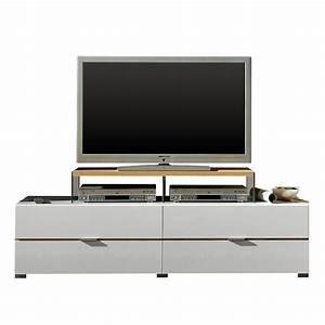 Tv Lowboard Weiß Eiche : lowboard schwarz hochglanz 160 preisvergleich die besten angebote online kaufen ~ Bigdaddyawards.com Haus und Dekorationen