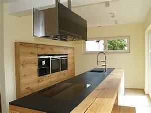 Moderne Küchen Aus Massivholz : die besten 17 ideen zu eiche k chen auf pinterest rustikale k chen helle holzschr nke und ~ Sanjose-hotels-ca.com Haus und Dekorationen