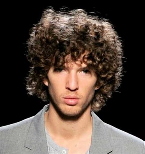 cool curly hairstyles for guys mens hairstyles 2018