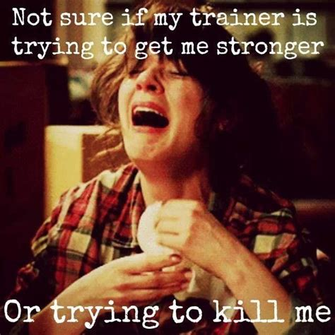 Trainer Meme - 382 best images about crossfit on pinterest strength crossfit women and crossfit humor