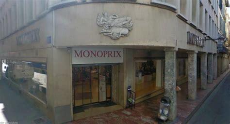 adresse siege monoprix monoprix supérette et supermarché perpignan 66000 de la