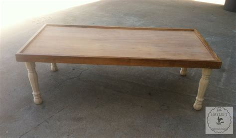hometalk ugly  ish coffee table makeover