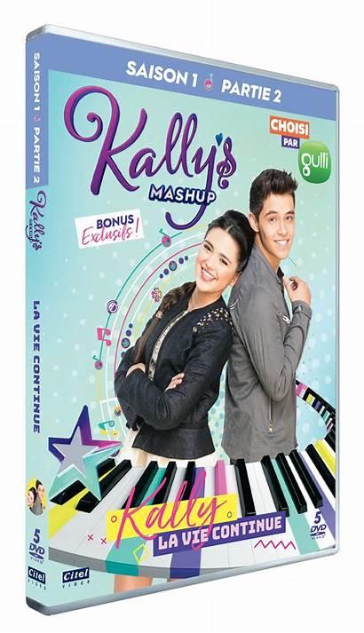Mashup Kally Coffret Vol Dvd Esc Distribution