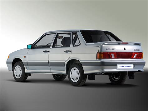 Samara Sedan / 1st Generation / Samara / Lada / Database